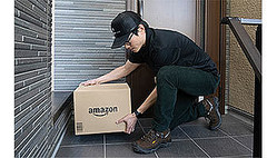 「置き配」の狙いは再配達削減。今後はAmazonの配送は希望しない限りは玄関前に届けられる