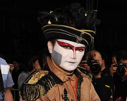 デーモン閣下(写真:アフロ)