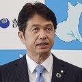 大井川和彦・茨城県知事(時事通信フォト)