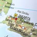 7日、参考消息網は、自国での中国の影響力拡大を指摘するインドネシア紙ジャカルタ・ポストの記事を紹介した。写真はインドネシア地図。