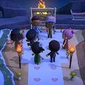 コロナで中止の結婚式 「あつまれどうぶつの森」で友人たちが実現へ