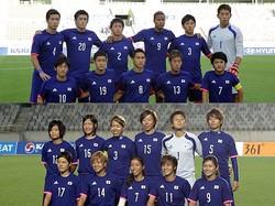 アジア競技大会の男女サッカー組み合わせが決定…8月にインドネシアで開催