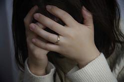 """自殺した夫が発見された浴室で妻が口にした""""信じられない言葉""""'(※写真はイメージ)"""