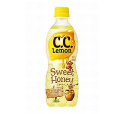 甘くて濃厚な限定「C.C.レモン スイートハニー」