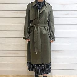 ZARAで見つけた新作コートは大人見え抜群♡5000円台でお値段もお手頃な2つのスエードコートをご紹介!