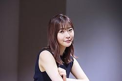 『劇場版『ONE PIECE STAMPEDE』』で歌姫アンの声を担当した指原莉乃  - 写真:中村嘉昭