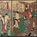 戸棚風呂や石榴口…江戸時代のアイデア満載なお風呂
