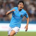 横浜FCのMF松井大輔【写真:高橋学】