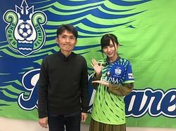 湘南応援番組『みんなのベルマーレ』新レポーターにスパガ金澤が就任!「出会いを楽しみに」