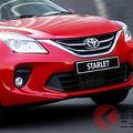 トヨタが新型スターレットを発表 アフリカで順次発売
