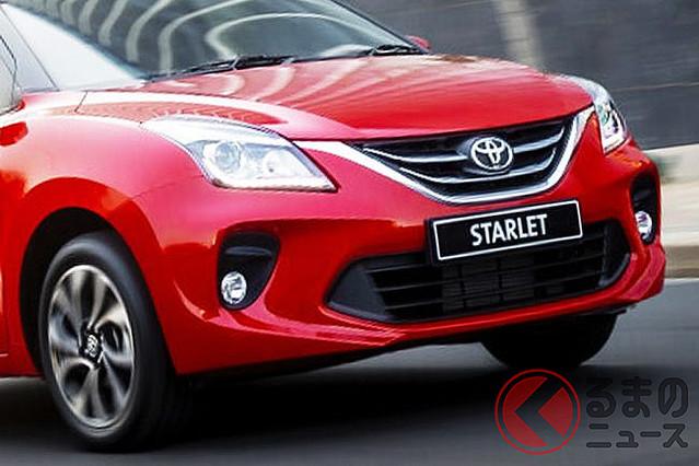 [画像] 「ヴィッツ」消滅もトヨタ新型「スターレット」が21年ぶりに復活! 価格は126万円から