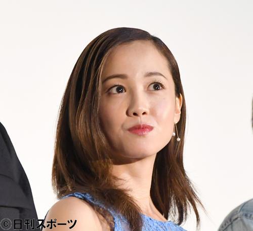 沢尻エリカ容疑者(2018年6月5日撮影)