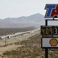 米カリフォルニア州バーストーの風景(2008年4月1日撮影、資料写真)。(c)ROBYN BECK / AFP
