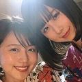 有村藍里が妹・架純との写真をインスタに投稿「美人姉妹」と反響