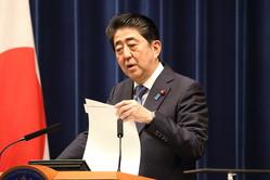 安倍首相の答弁をきっかけに…(2017年10月撮影)