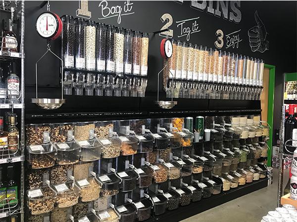 [画像] 全米で人気のナッツやチョコの量り売り本格専門店が上陸!