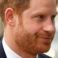 英ロンドンで開催された英国アフリカ投資サミットに出席するヘンリー王子(2020年1月20日撮影、資料写真)。(c)Ben STANSALL / AFP