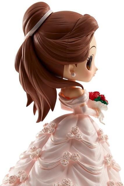 893dbebd3 赤いバラのブーケを持った幸せいっぱいの「ベル」!バンプレスト「Q ...