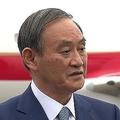 ベトナムとインドネシアに向けて出発する前に取材に応じる菅義偉首相(写真は首相官邸ウェブサイトから)