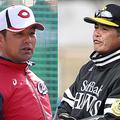 SoftBank Kimiyasu Kudoh & HirosimaCarp Koichi Ogata