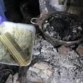 米ウィスコンシン州マディソンの日本食レストランの焼け跡。米アルコール・たばこ・銃器取締局提供(撮影日不明)。(c)AFP=時事/AFPBB News