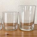 無印良品 「強化ガラス ボデガ」S・M・Lサイズ