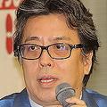 漫画家の小林よしのり氏(2014年撮影)