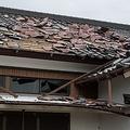 深刻な台風による家屋の被害。あなたの家は大丈夫?(イメージ写真)
