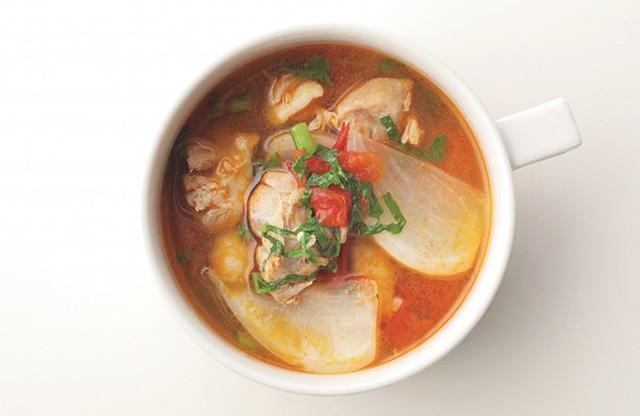 美 調 スープ あつし