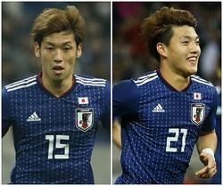 日本代表のキーマンとして名前が挙がった大迫と、若きスターとして注目される堂安。彼らの働きが日本の勝利を左右することもあるだろう。 (C)SOCCER DIGEST