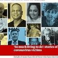 国ごとに違う新型コロナの死者巡る報道 英米では一般人でも実名報道