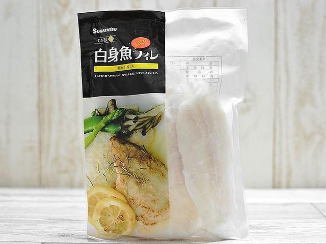 魚 白身 フライ スーパー 業務