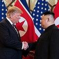 「アメリカファースト」で考えれば、第2回米朝首脳会談の決裂に意外性はない 写真:ユニフォトプレス