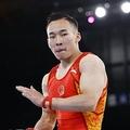 中国選手「あいさつせずに減点」