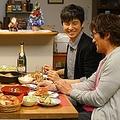 クリスマスに再びの男子会!  - (C)「きのう何食べた?」製作委員会