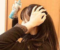 湿気から髪の毛を守る耐湿スプレーって?