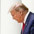 中国についての記者会見を開くため、米首都ワシントンにあるホワイトハウスのローズガーデンに現れたドナルド・トランプ米大統領(2020年5月29日撮影)。(c)MANDEL NGAN / AFP