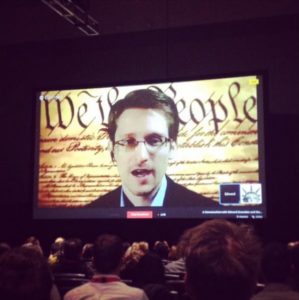 [画像] エドワード・スノーデンが明かす、全てのネット・ユーザーに有効な3つのセキュリティ対策