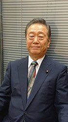 小沢一郎(事務所)のツイッターより https://twitter.com/ozawa_jimusho