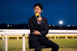 2019年東京競馬場で行われたディープインパクトメモリアルトークショー (C)Yushi Machida