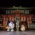 東大寺で「スター・ウォーズ」音楽奉納イベント 名曲を披露