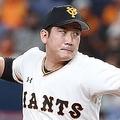 桑田真澄氏の菅野選手に対する指導も注目が集まる(時事通信フォト)