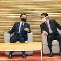 麻生氏 中国の処理水批判に反論