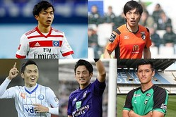 """【コラム】日本サッカーに""""新時代""""到来…トレンドは『5大リーグ以外』『若くして欧州へ』"""