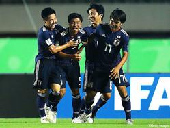 U-17日本代表が欧州王者を蹴ちらす3発