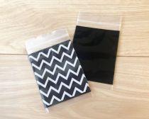 100均・セリアの「黒いジッパー袋」が超使える。日常づかいの優秀アイテム4選