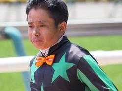 岩田康誠騎手 JRA通算13000回騎乗達成!