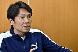 福田氏ならではのストライカー論。Jリーグでの実績があるからこそ、その言葉には説得力がある。写真:金子拓弥(サッカーダイジェスト写真部)