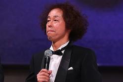 2019年のJリーグアウォーズに出席する平畠氏(C)J.LEAGUE