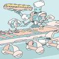 科学が進歩する未来、食生活はどうなる 3Dフードプリンターで個別食化か